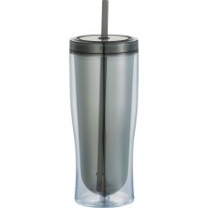 Black Sipper Tumblers | 16 oz