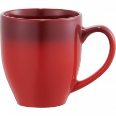 Red Bistro Ceramic | 12 oz