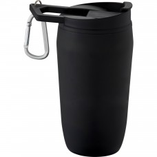 Black High Sierra Vacuum Tumblers | 16 oz