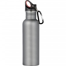 Black Wenger Stainless Steel | 26 oz - Smoke