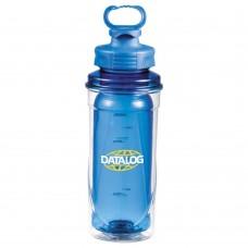 Cool Gear No Sweat Sports Bottle   20 oz
