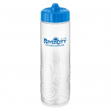 Blue Miramar Water Bottles