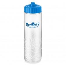 Blue Miramar Water Bottles