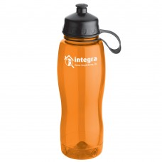 Orange 20 oz. Bubble Water Bottles|