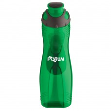 Green 28 oz Long-n-Lean Easy-Grip Bottles