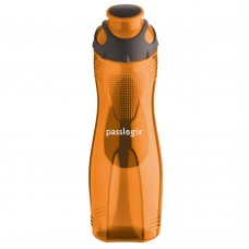 Orange 28 oz Long-n-Lean Easy-Grip Bottles