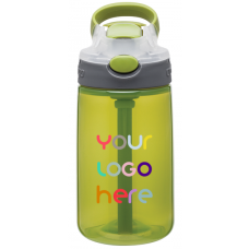 Green 14 oz Contigo Gizmo Water Bottles