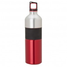 Red Aluminum Water Bottles | 25 oz