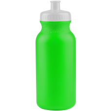 Green The Omni - 20 oz. Bike Bottles Colors-Neon