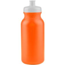 Neon Orange The Omni - 20 oz. Bike Bottles Colors