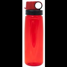Red 24 oz Tritan OTG Nalgene Water Bottles