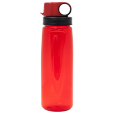 Red 24 oz Tritan OTG Nalgene Water Bottles