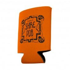Orange Budget Pocket Can Holder