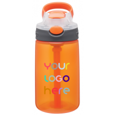 Orange 14 oz Contigo Gizmo Water Bottles