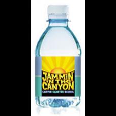 Custom Label Bottled Water | 8 fl oz