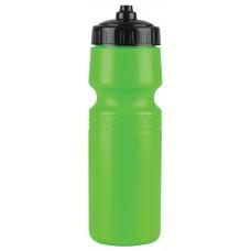 Green The Mighty Shot - 24. oz. Bike Bottles (Valve Lid)-Lime