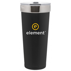 Black 20.9 oz Polar Thermal Tumblers