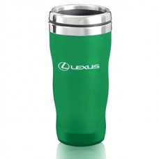 Green Satin Wave | 16 oz