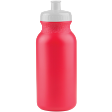 Red The Omni - 20 oz. Bike Bottles Colors
