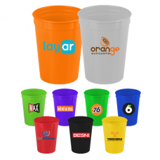 Cups-On-The-Go - 12 oz. Stadium Cup