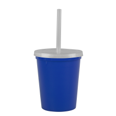 Navy Blue Cups-On-The-Go -16 oz. Recycled Stadium Cup_Eco