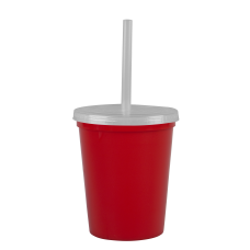 Red Cups-On-The-Go -16 oz. Stadium Cup