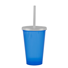 Royal Blue Cups-On-The-Go -20 oz. Stadium Cup