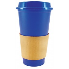 Reflex Blue Sip N Style Stackable Tumblers | 16 oz