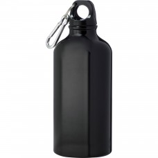 Black Li'l Shorty Aluminum Sports Bottles | 17 oz