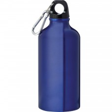 Blue Li'l Shorty Aluminum Sports Bottles | 17 oz