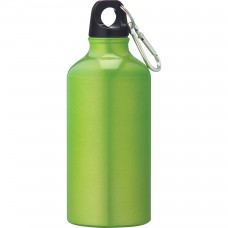 Green Li'l Shorty Aluminum Sports Bottles | 17 oz