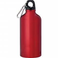 Red Li'l Shorty Aluminum Sports Bottles | 17 oz