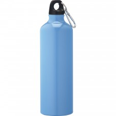 Light Blue Pacific Aluminum Sports Bottles | 26 oz