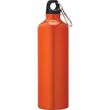 Orange Pacific Aluminum Sports Bottles | 26 oz