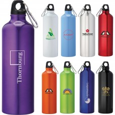 Pacific Aluminum Sports Bottles | 26 oz