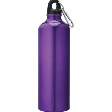 Purple Pacific Aluminum Sports Bottles | 26 oz