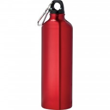 Red Pacific Aluminum Sports Bottles | 26 oz