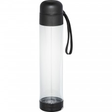 Black Helsinki Tritan Sports Bottles | 27 oz - Clear with Black Lid