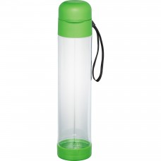 Green Helsinki Tritan Sports Bottles | 27 oz - Clear with Lime Green Lid