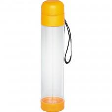 Orange Helsinki Tritan Sports Bottles | 27 oz - Clear with Orange Lid