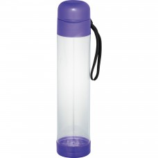 Purple Helsinki Tritan Sports Bottles | 27 oz - Clear with Purple Lid