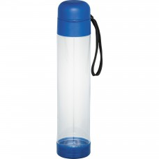 Clear with Royal Blue Lid Helsinki Tritan Sports Bottles | 27 oz