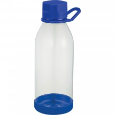 Clear with Royal Blue Lid Piper Tritan Sports Bottles | 24 oz