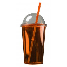 Orange The Patriot - 20 oz. Travel Tumblers (Dome Lid)