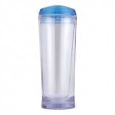 Clear with Light Blue Lid Denali | 20 oz
