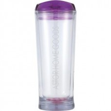 Purple Denali | 20 oz - Clear with Purple Lid