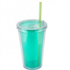 Green Sip'n Straw | 16 oz