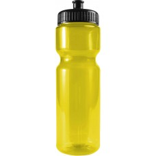 Transparent Yellow The Olympian - 28 oz. Transparent Color Bottles