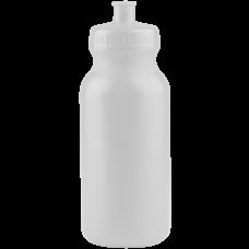 White The Omni - 20 oz. Bike Bottles