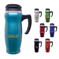 Atlantis Double Wall Insulated Mug | 15 oz